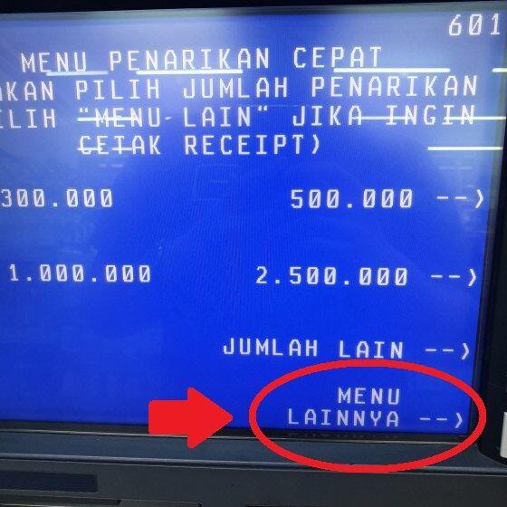 Cara Sms Banking Bri 1 2e3dd