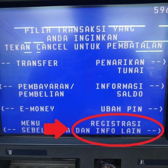 Cara Sms Banking Bri 2 C1438