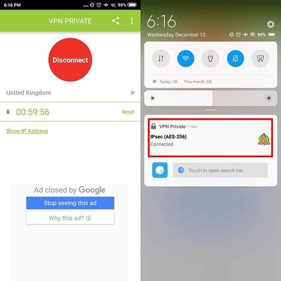 cara menggunakan vpn android 02
