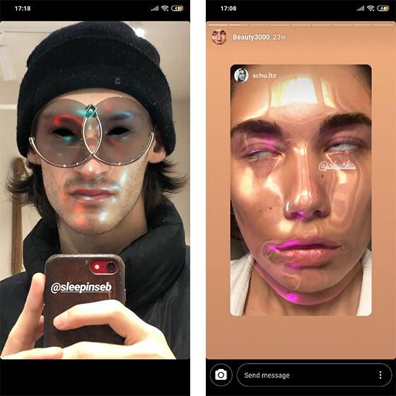 Akun Instagram Yang Wajib Kamu Follow Untuk Mendapatkan Face Filter 1 7095c