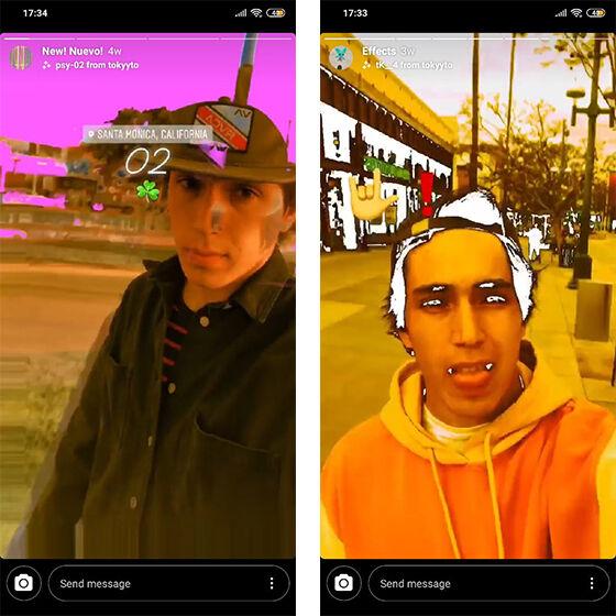 Akun Instagram Yang Wajib Kamu Follow Untuk Mendapatkan Face Filter 3 84e28