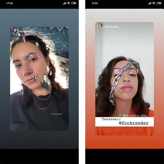 Akun Instagram Yang Wajib Kamu Follow Untuk Mendapatkan Face Filter 5 01fa4