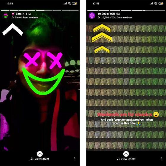 Akun Instagram Yang Wajib Kamu Follow Untuk Mendapatkan Face Filter 6 7cdd2