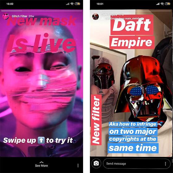 Akun Instagram Yang Wajib Kamu Follow Untuk Mendapatkan Face Filter 7 05dd2