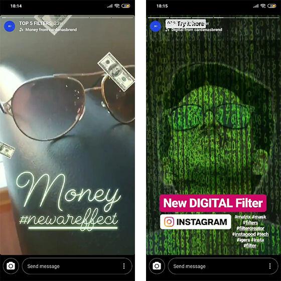 Akun Instagram Yang Wajib Kamu Follow Untuk Mendapatkan Face Filter 8 D0187