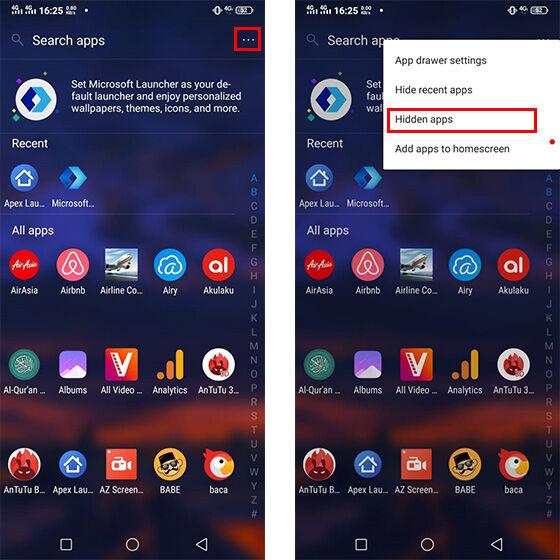 Cara Menyembunyikan Aplikasi Di HP Vivo Menggunakan Aplikasi Launcher 6 12c66