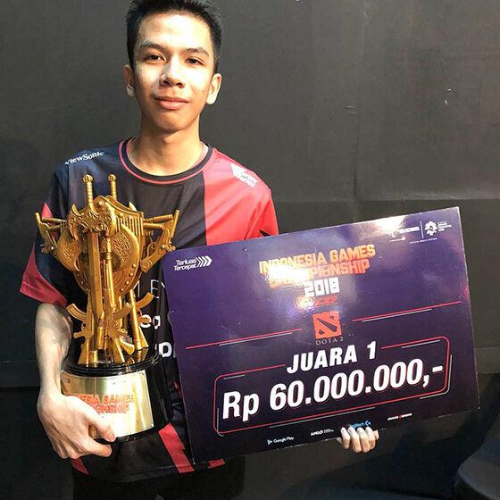 Atlet E Sport Indonesia Penghasilan Terbanyak 5 55e47