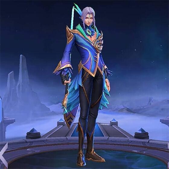 Ling Mobile Legends Hero Baede