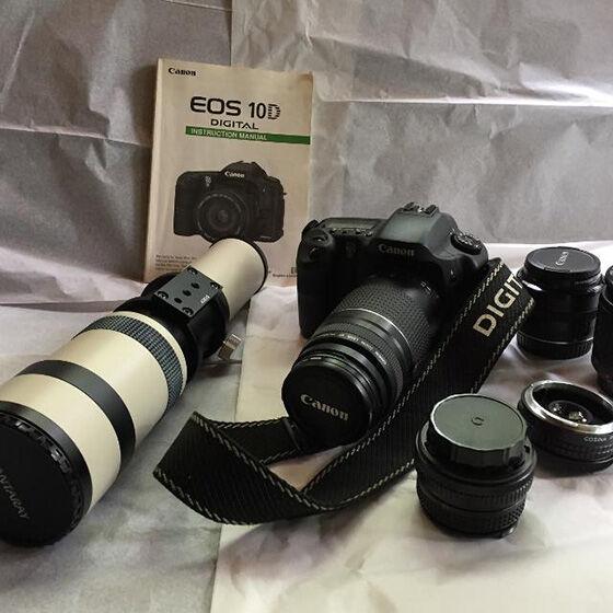Multiple Lenses 80eed