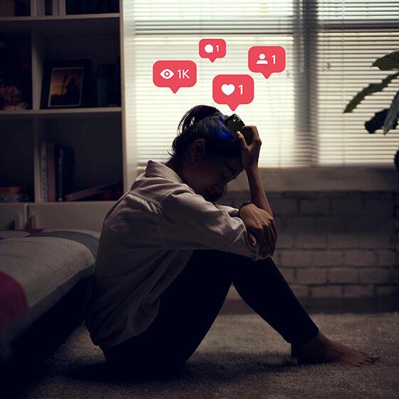 Social Media Depression D8f46