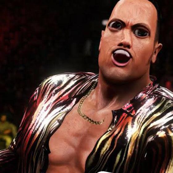 WWE 2k20 1e3de