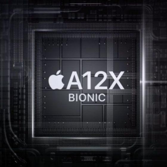 Apple A12X Bionic 2b590