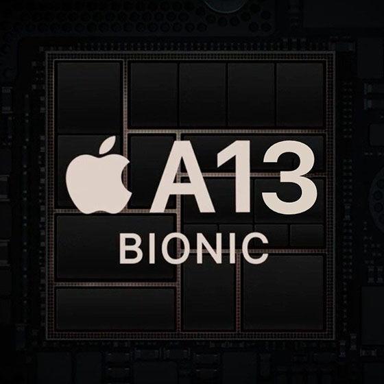 Apple A13 Bionic Cd6f4
