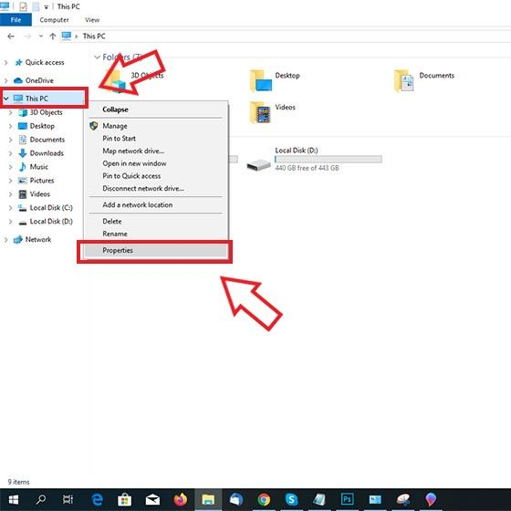 Cara Cek Spesifikasi Laptop F2a3f