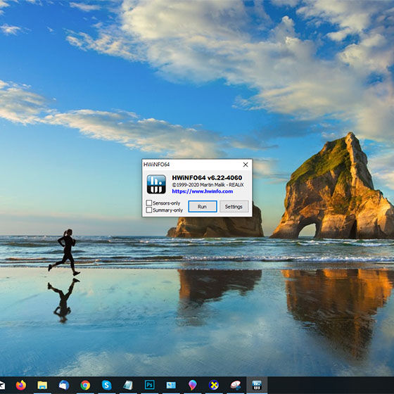 Cara Melihat Spesifikasi Laptop Windows 10 B7054