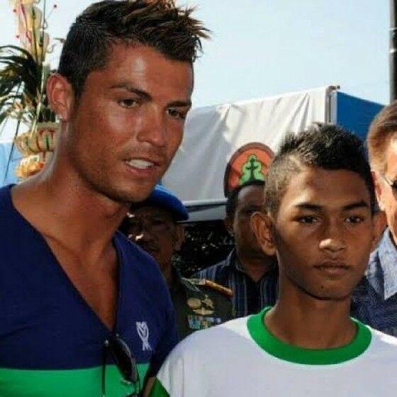 Ronaldo Martunis 60491