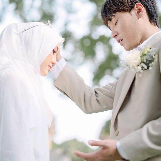 Momen Pernikahan Daehoon Dan Julia Prastini 8518d 21bad