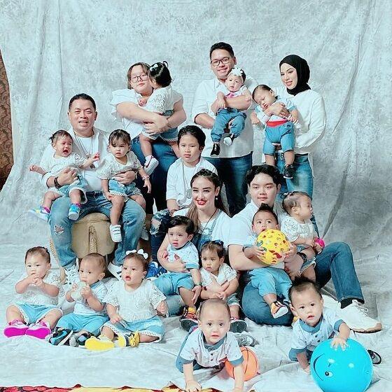 Keluarga Besar Dan Anak Adopsi Monica Soraya 567e7