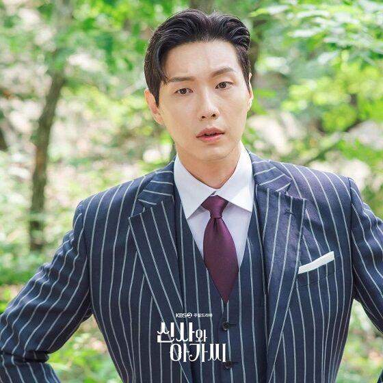 Ji Hyun Woo Sebagai Lee Young Gook 1db1e