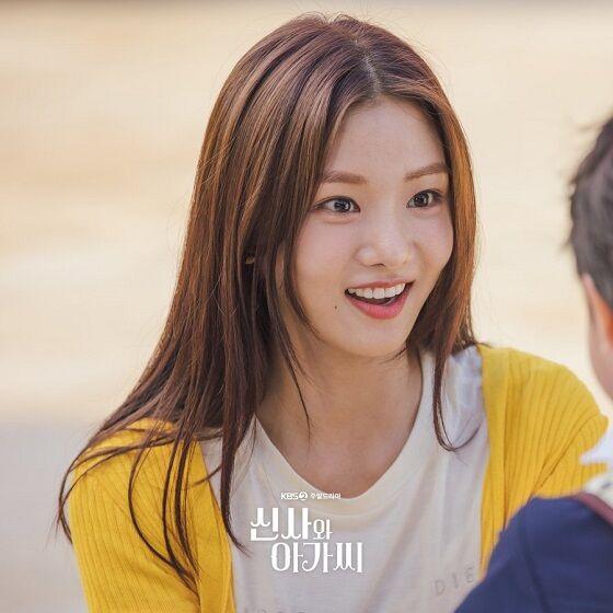 Lee Se Hee Sebagai Park Dan Dan 01106