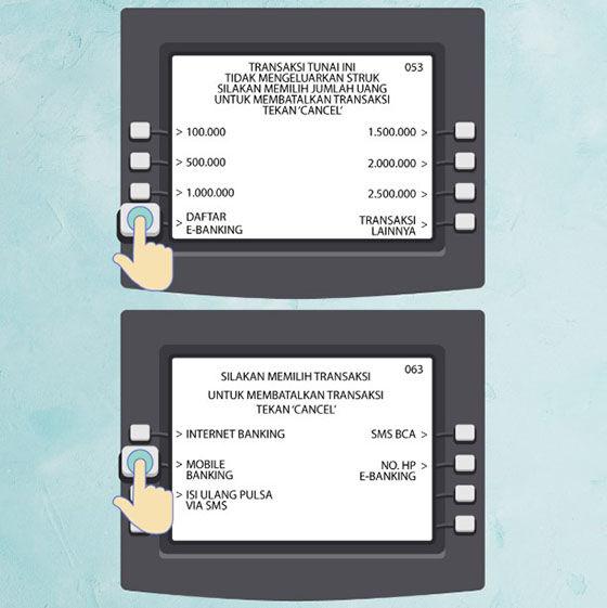 Cara Daftar M Banking Bca 02 96763