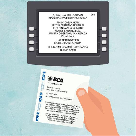 Cara Daftar M Banking Bca 05 9da07