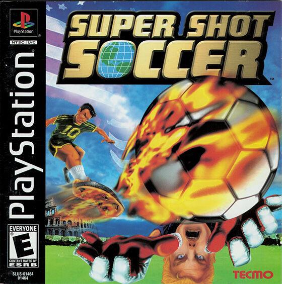 Super Shot Soccer D4e85
