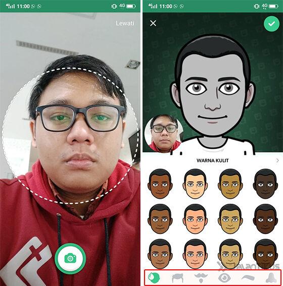 Cara Pakai Ar Emoji Samsung Android 3 21cf4