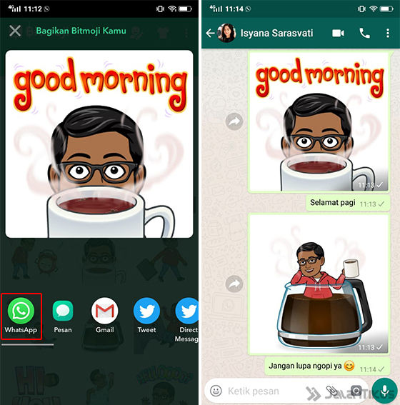 Cara Pakai Ar Emoji Samsung Android 6 58da8
