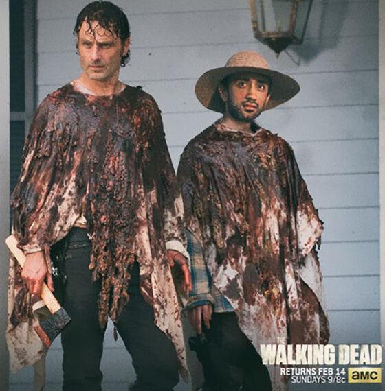 Kenapa Nggak Jadi Zombienya Sekalian Ya Di The Walking Dead