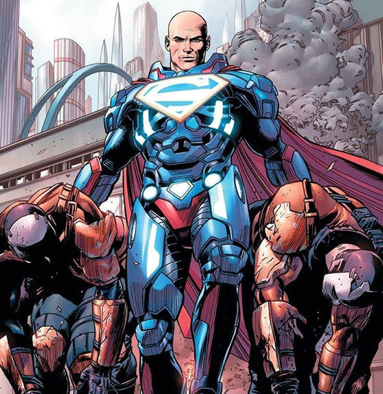 Lex Luthor 52be6