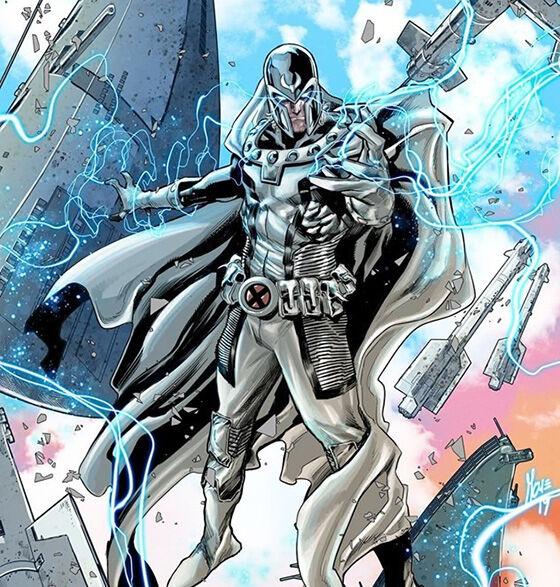 Magneto 492d8