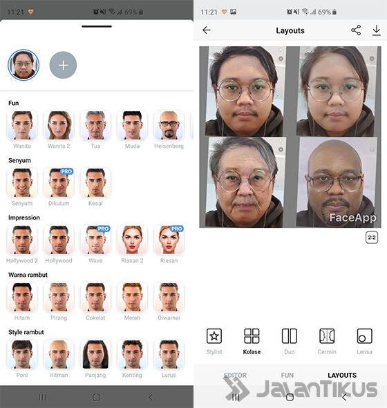 Aplikasi Face App 712bf