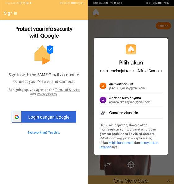 Cara Membuat Smartphone Android Menjadi Cctv 3x Bbcce