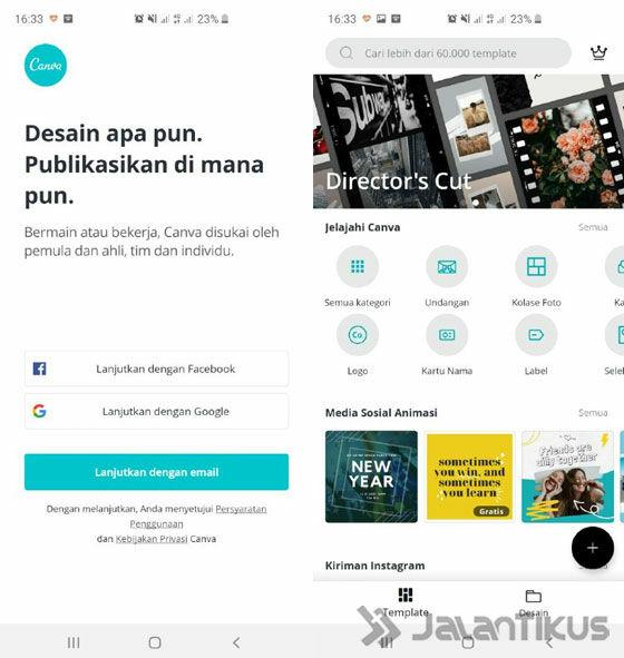 Cara Membuat Poster di HP & Laptop - JalanTikus.com