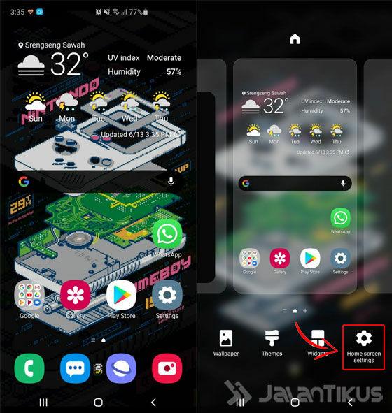 Cara Menyembunyikan Aplikasi Hp Samsung 01 E3bbb