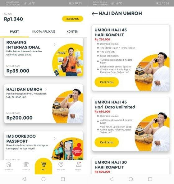 Paket Umroh Indosat 2 3815b