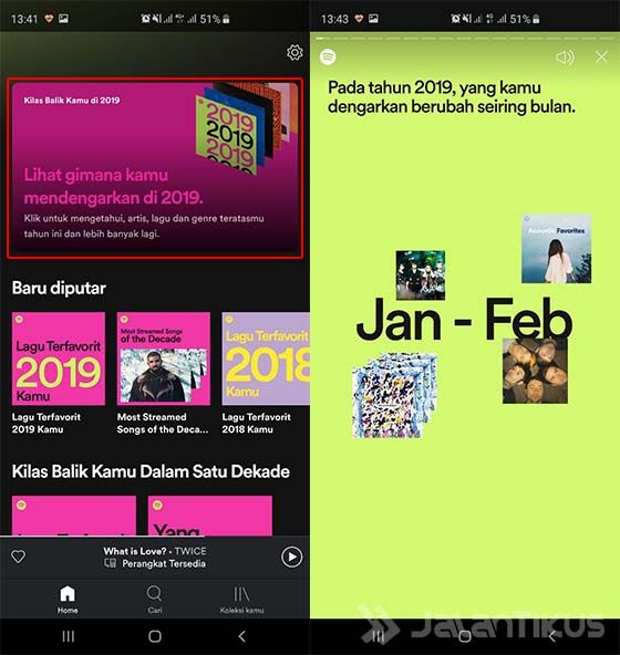 Cara Share Spotify Wrapped 2019 Android 02 15f11