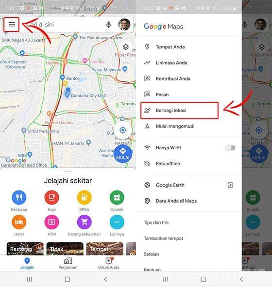 Cara Mengetahui Lokasi Seseorang Lewat Whatsapp Di Hp 0f002