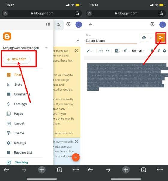 Cara Buat Blog Di Android 6c0f4