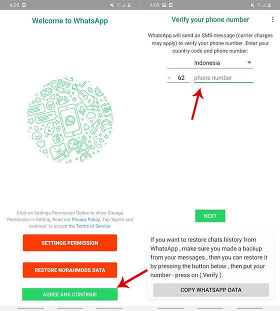 Install Aplikasi GBWhatsApp 9142f