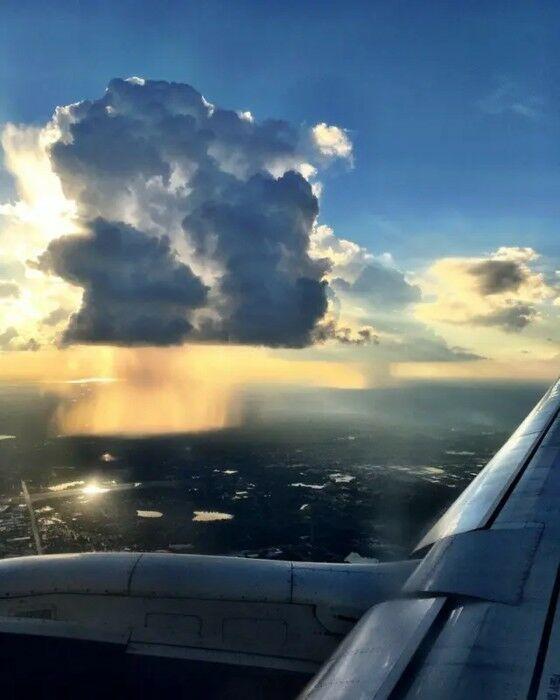 Pemandangan Hujan Dari Langit 11ba1