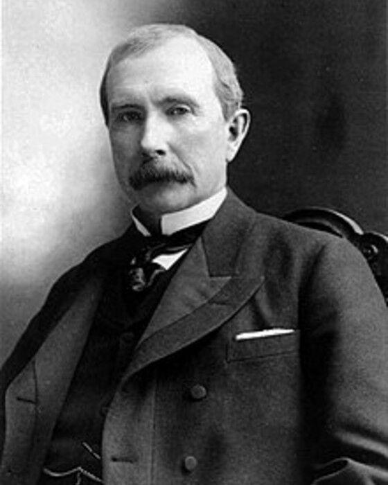 John D Rockefeller 1885 1b702