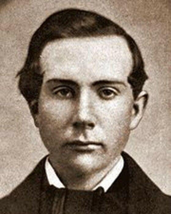 John D Rockefeller Muda 1856 1857 25703