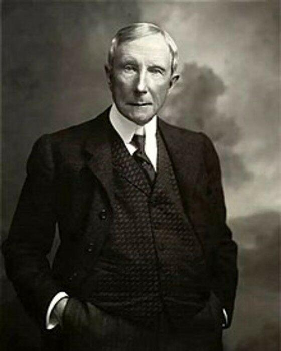 John D Rockefeller Cf062