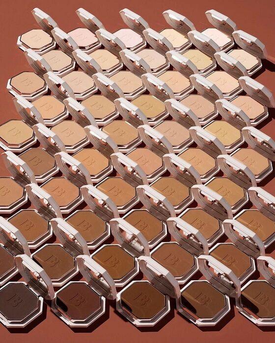 Shade Foundation Fenty Beauty 20c9e