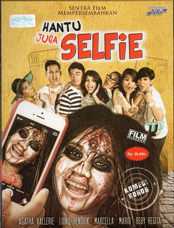 Hantu Juga Selfie Af6db