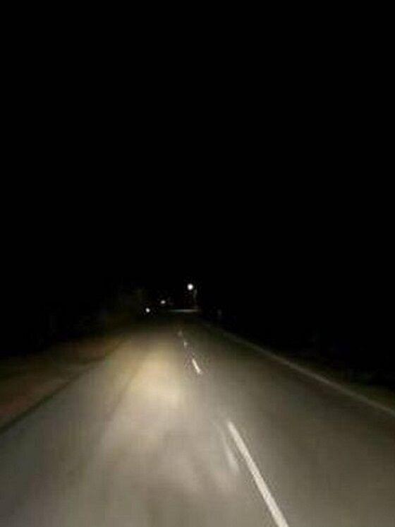 Jalan Raya Alternatif Yang Dilewati Sopir Truk Saat Alami Kejadian Mistis MStar 4f1f9
