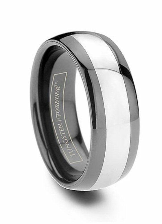 Tungsten Ring 3c84e