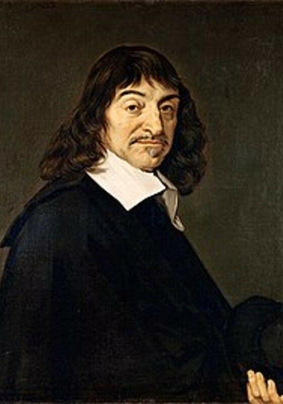 Rene Descartes 46865
